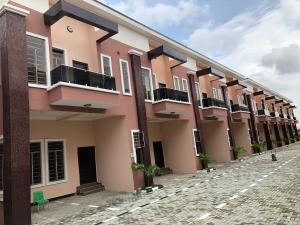 4 bedroom Terraced Duplex House for sale Heaven Tulip estate chevron Lekki Lagos