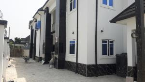 4 bedroom Semi Detached Duplex House for rent Shell co-operative axis  Eliozu Port Harcourt Rivers
