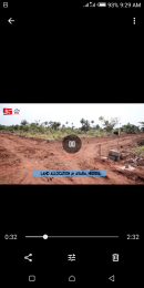 Residential Land Land for sale Along Ogwashi Road Asaba Delta