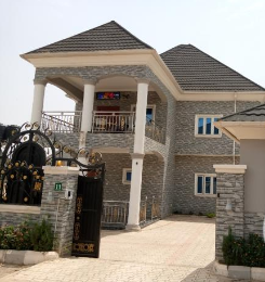 4 bedroom Detached Duplex House for rent aldenco Galadinmawa Abuja