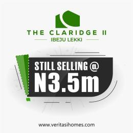 Serviced Residential Land Land for sale ibeju Ise town Ibeju-Lekki Lagos