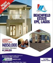 Serviced Residential Land Land for sale Epe Road Epe Lagos