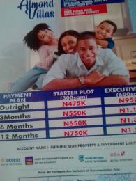 Residential Land Land for sale Epe main town just by t junction epe Epe Road Epe Lagos