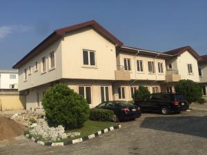 4 bedroom Semi Detached Duplex House for rent Phase 2 Osborne Foreshore Estate Ikoyi Lagos