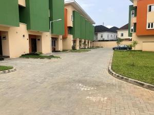 4 bedroom Terraced Duplex House for sale Willow Green estate Osapa london Lekki Lagos