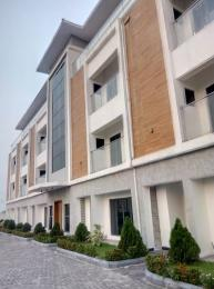 4 bedroom Terraced Duplex House for sale Acacia drive, Osborne phase 2 Osborne Foreshore Estate Ikoyi Lagos