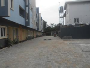 4 bedroom Terraced Duplex House for sale Conservation road by second toll gate chevron Lekki Lagos