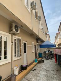 4 bedroom Semi Detached Duplex House for rent Off Orchid Road Immediately after 2nd Toll Gate  chevron Lekki Lagos
