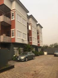 4 bedroom Terraced Duplex House for rent In an estate Adeniyi Jones Ikeja Lagos