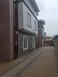 4 bedroom Terraced Duplex House for rent Millenuim/UPS Gbagada Lagos