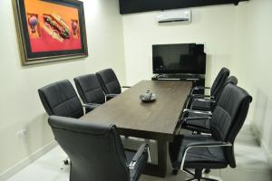 Private Office Co working space for rent .  Adeniyi Jones Ikeja Lagos