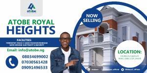 Mixed   Use Land Land for sale Bolorunpelu, ibeju-lekki, lagos Free Trade Zone Ibeju-Lekki Lagos