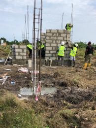 Serviced Residential Land Land for sale Off Monastery Road, Behind Shoprite Sangotedo Ajah Lagos