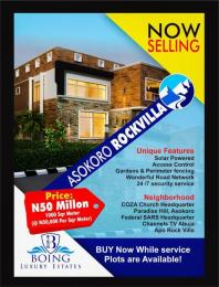 Serviced Residential Land Land for sale ASOKORO EXTENSION Asokoro Abuja