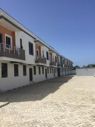 3 bedroom Terraced Duplex House for rent Orchid Road chevron Lekki Lagos