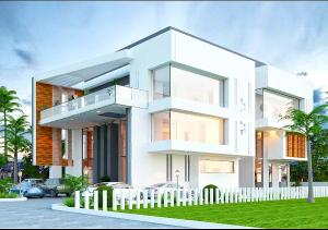 7 bedroom Detached Duplex House for sale - Bourdillon Ikoyi Lagos
