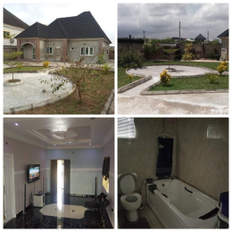 3 bedroom Detached Bungalow House for sale Close to Ago Okota bucknor link bridge Bucknor Isolo Lagos