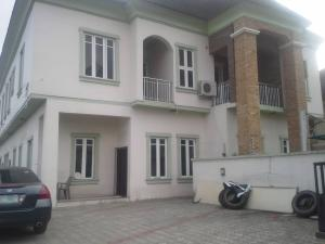 4 bedroom Semi Detached Duplex House for rent Apple junction Amuwo Odofin Lagos