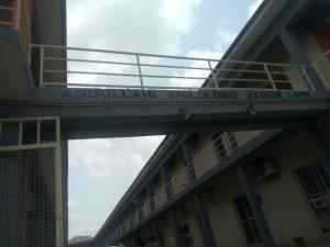 1 bedroom mini flat  Shop Commercial Property for rent Gowon ESTATE  Egbeda Alimosho Lagos