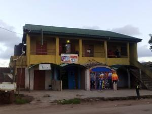 Commercial Property for sale Shopping complex at Ikorodu on one and half plot Ikorodu Lagos