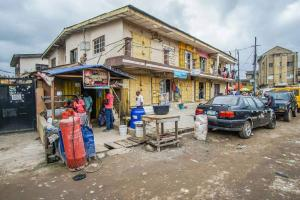 Shop Commercial Property for sale - Ogba Bus-stop Ogba Lagos
