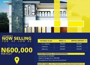 Residential Land Land for sale Igbogun LaCampaigne Tropicana Ibeju-Lekki Lagos