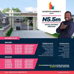 Residential Land Land for sale Arepo Obafemi Owode Ogun