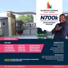 Residential Land Land for sale Simawa Sagamu Ogun