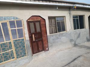 1 bedroom mini flat  Self Contain Flat / Apartment for rent sadiku  Igbogbo Ikorodu Lagos
