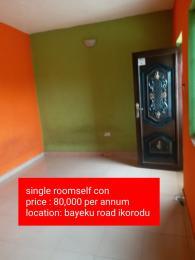 1 bedroom mini flat  Studio Apartment Flat / Apartment for rent GOD RESERVATIONS STREET  Igbogbo Ikorodu Lagos