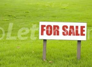 Land for sale Oko Olomi, Elemoro (about 3km after Lakowe Lakes Golf Course.1km from the express Half of it has paving stones. Not far from the Bogije turning on the right Lakowe Ajah Lagos
