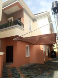 4 bedroom House for rent by 2nd toll gate chevron Lekki Lagos