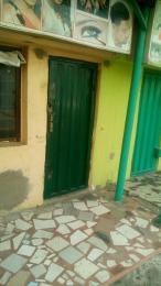 1 bedroom mini flat  Commercial Property for rent d shop overlooking awolowo way Obafemi Awolowo Way Ikeja Lagos - 0