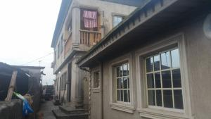 Blocks of Flats House for sale Adebayo Rufai Street Ijesha Surulere Lagos