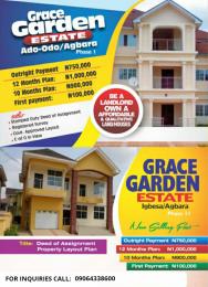 Land for rent Ado-Odo Agbara Agbara-Igbesa Ogun