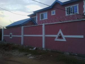 3 bedroom Block of Flat for rent council bus stop Egbe/Idimu Lagos