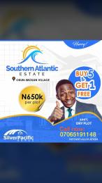 Commercial Land Land for sale LaCampaigne Tropicana Ibeju-Lekki Lagos