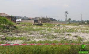 Land for sale Located by the 2nd Tollgate; Chevron axis off Orchid Hotel Road, Lafiaji, Lekki Phase 2 Lekki Lagos - 0