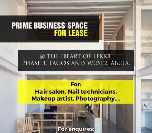 1 bedroom mini flat  Workstation Co working space for rent Marwa  Lekki Phase 1 Lekki Lagos