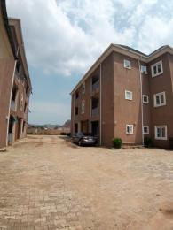 2 bedroom Blocks of Flats House for rent peace court estate Life Camp Abuja