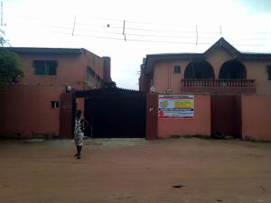 3 bedroom Shared Apartment Flat / Apartment for rent Bakare street igando NYSC/NEPA bus stop Alimosho Lagos