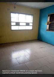 3 bedroom Blocks of Flats House for rent Joseph Harrison  Iwaya Yaba Lagos