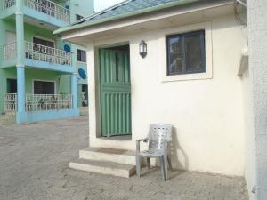 3 bedroom Boys Quarters Flat / Apartment for rent UTAKO Utako Abuja