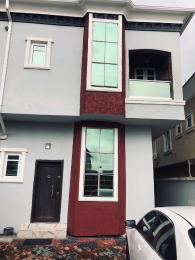 4 bedroom Semi Detached Duplex House for rent West End estate off Lekki county road Ikota Lekki Lagos