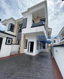4 bedroom Semi Detached Duplex House for rent Chevy view Estate Chevron  chevron Lekki Lagos