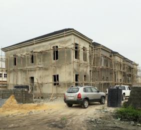 4 bedroom Terraced Duplex House for sale Mobil  Road  Ajah Lagos