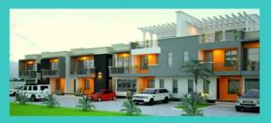 1 bedroom mini flat  Mini flat Flat / Apartment for sale Oceanbay Estate,  Lafiaji  chevron Lekki Lagos
