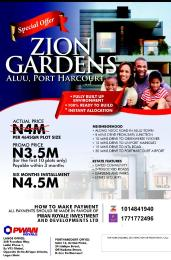 Mixed   Use Land Land for sale Aluu Atali Port Harcourt Rivers