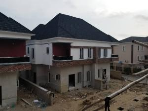 4 bedroom Semi Detached Duplex House for sale Eletu road; Osapa london Lekki Lagos - 0