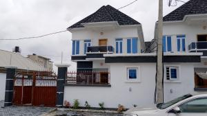 4 bedroom Detached Duplex House for sale In a gated Estate Off Ologolo Road Ologolo Lekki Lagos